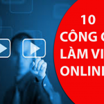 10 cong cu lam video online