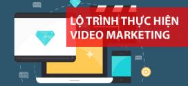 LỘ TRÌNH THỰC HIỆN VIDEO MARKETING
